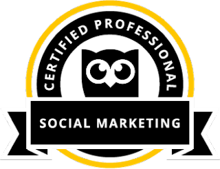 Certified Professional Social Media Marketing