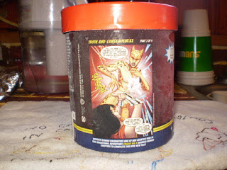 Back of Eddy's Wonder Woman Golden Lasso Twirl Ice Cream #2