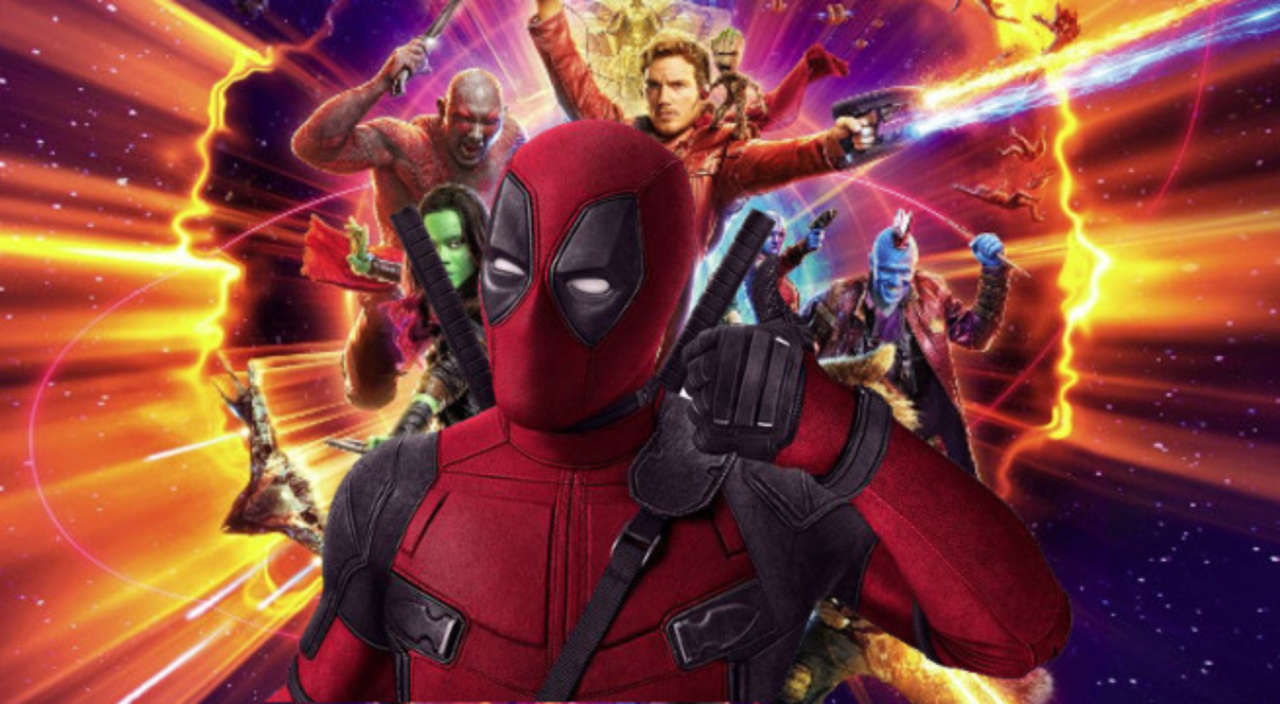 Ryan Reynolds and James Gunn Want a 'Deadpool,' 'Guardians of the Galaxy' Crossover