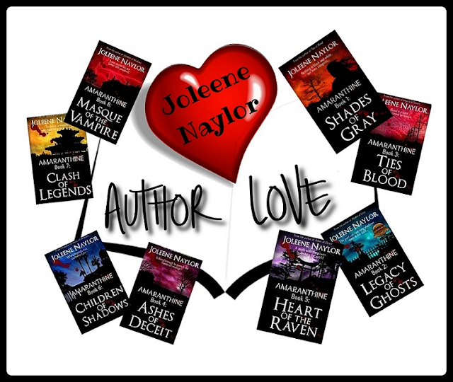 Author Spotlight : Joleene Naylor