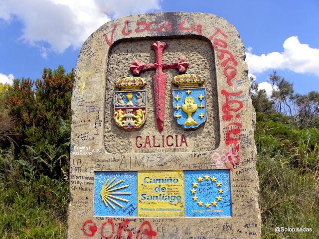 """CAMINO DE SANTIAGO DESDE LA FABA """"NON STOP"""" (161km)"""
