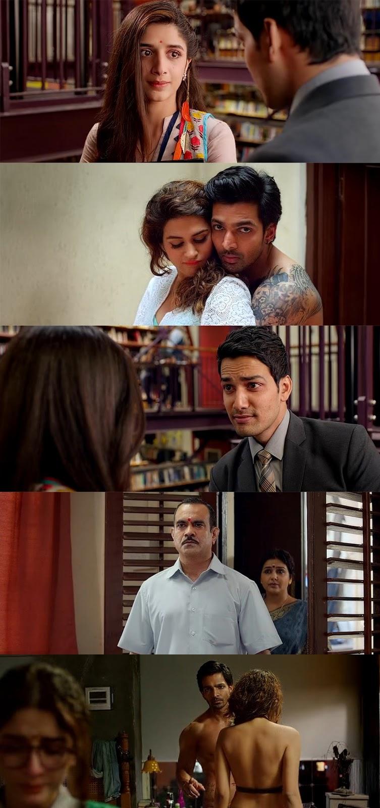 Sanam Teri Kasam Movie Screenshot