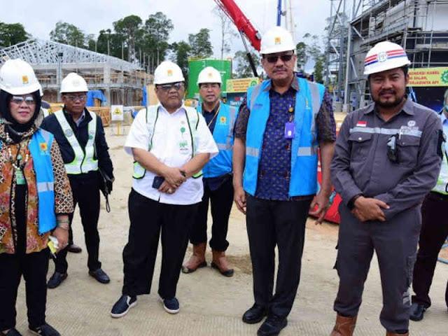 DPR RI Apresiasi Pencapaian 99 Persen Program Papua Terang