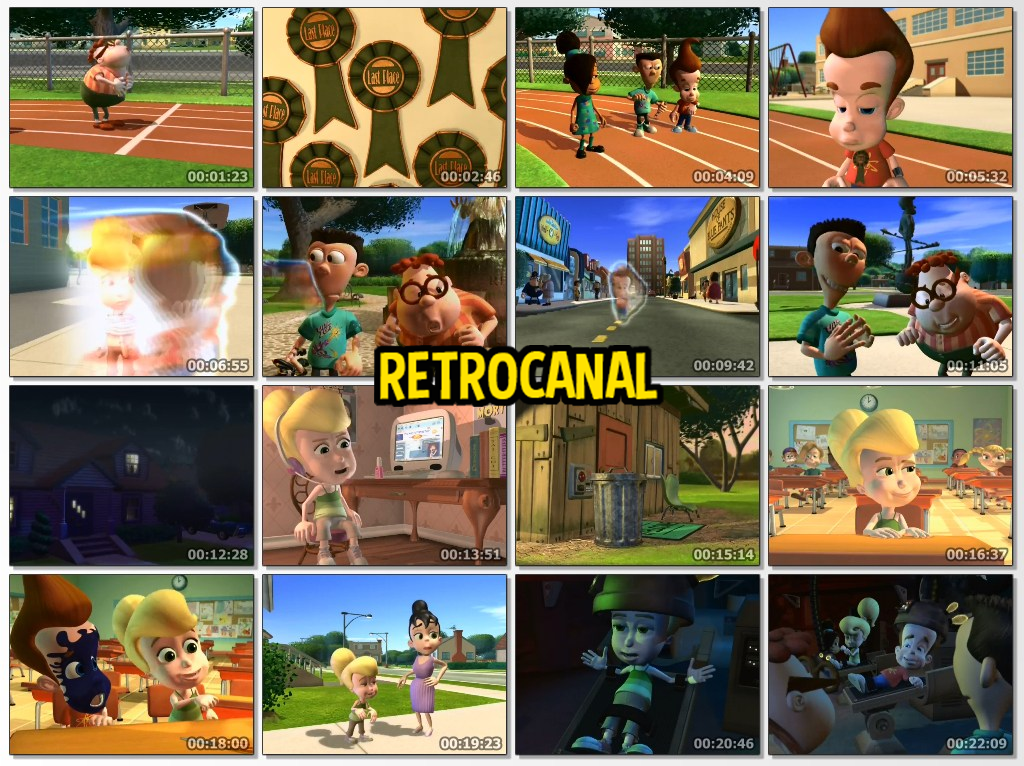 descargar jimmy neutron todas las temporadas hd latino