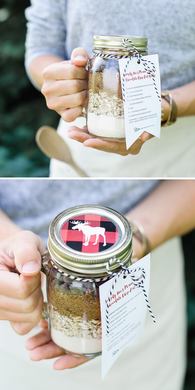 homemade gifts in jars | creativebag.com