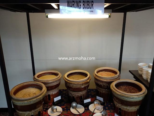 bubur melayu, menu buffet ramadhan vistana hotel penang, buffet ramadhan vistana hotel 2018, menu berbuka buffet ramadhan 2018, 101 resipi tok wan menu tradisional melayu,