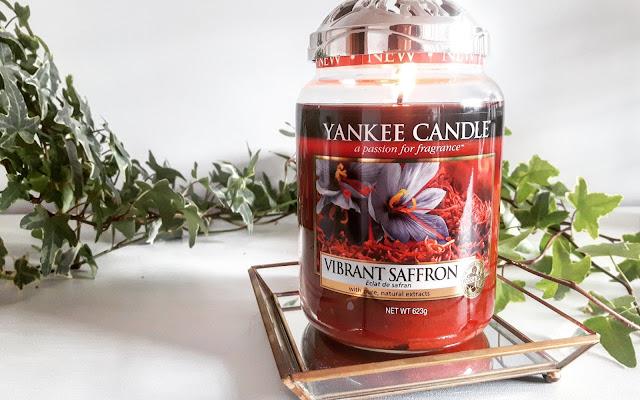 Uwaga, wylewam żale! :( Yankee Candle - Vibrant Saffron  - Czytaj więcej »