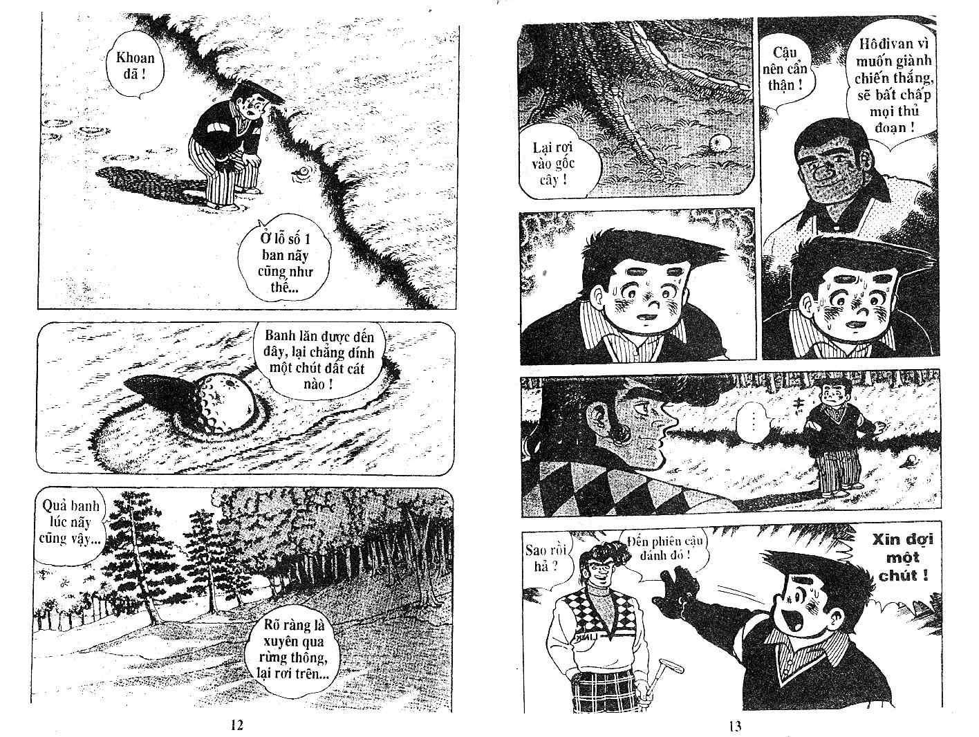 Ashita Tenki ni Naare chapter 24 trang 4