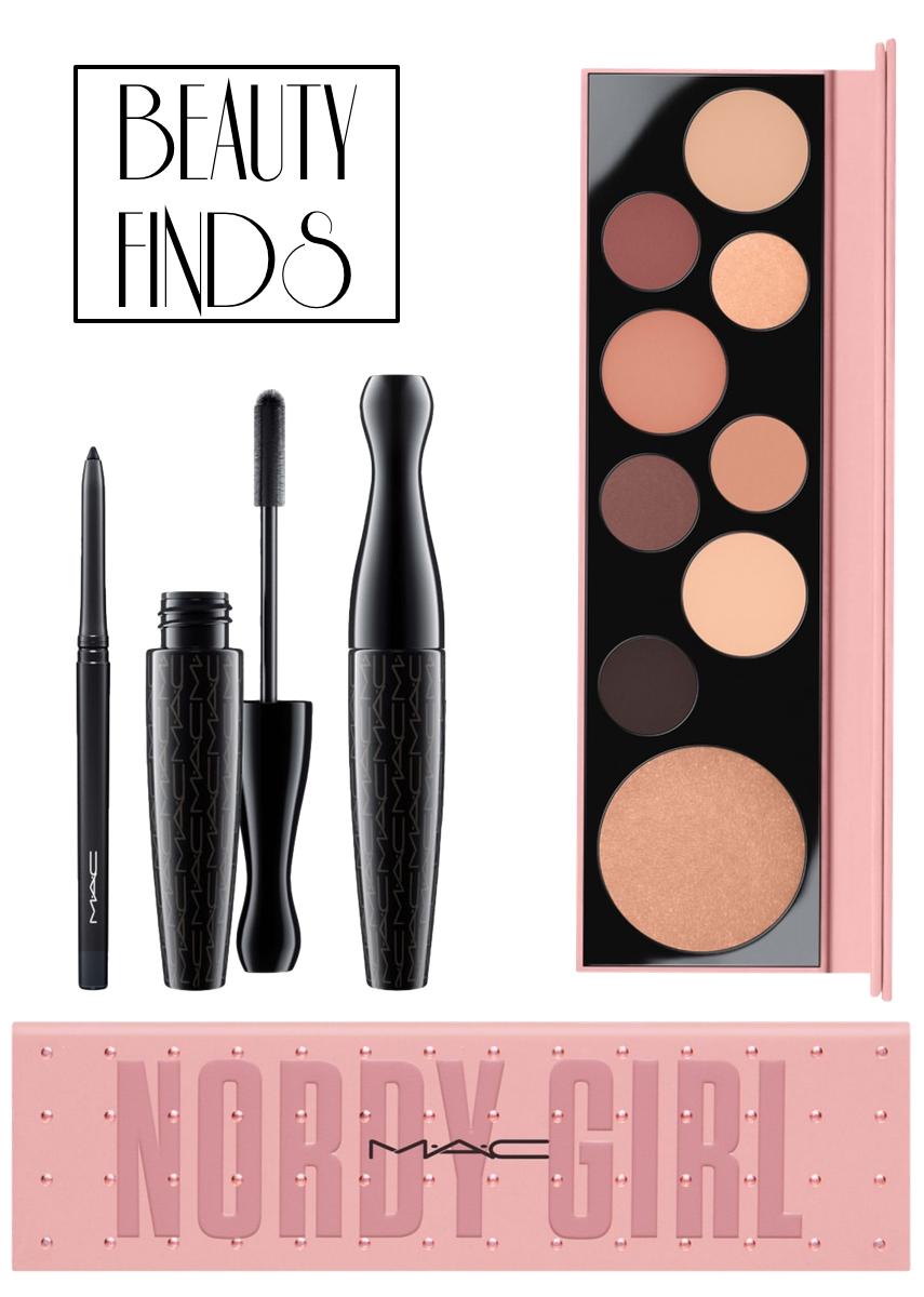 M·A·C Nordy Girl Matte Face & Eye Set