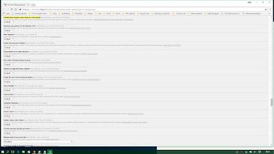 Google Chrome Spam