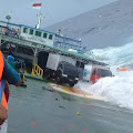 BREAKING NEWS : KM. Lestari Maju Tenggelam Di Selat Selayar