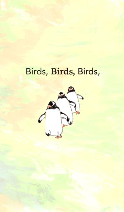 Birds,Birds,Birds !!!