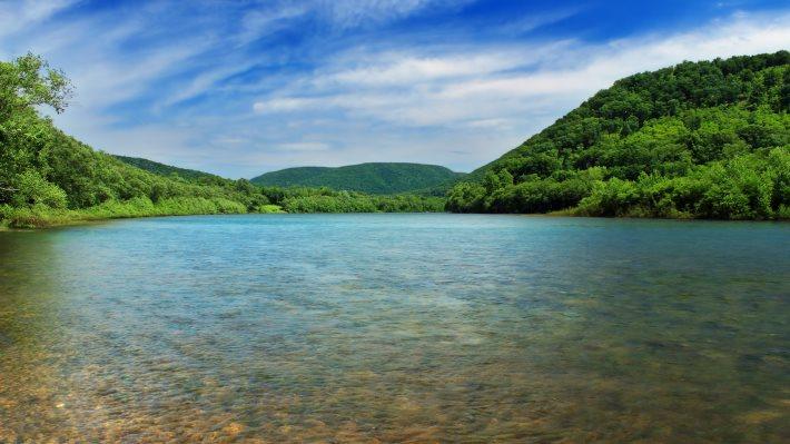 Wallpaper: West Branch Susquehanna River