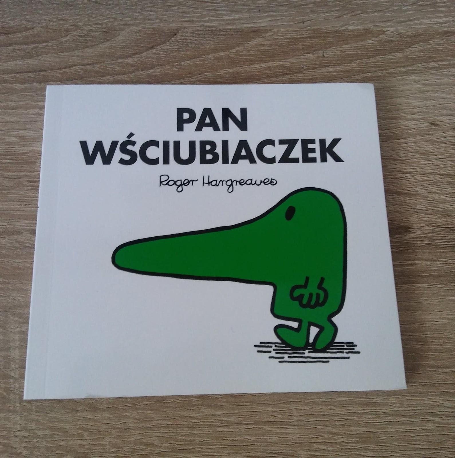 EGMONT- Pan Wściubiaczek