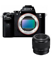Kredit Sony Alpha A7 II FE 50mm F1.8