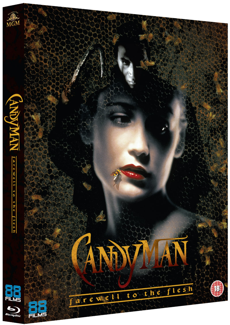 Candyman: Farewell to the Flesh 88 films bluray