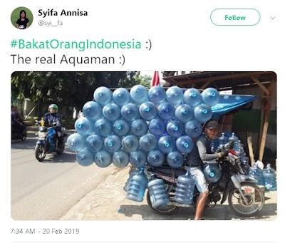 Lagi In: Kompilasi Tweet Terlucu Tagar #BakatOrangIndonesia