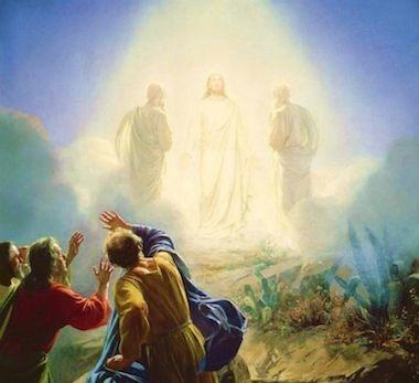 Modlitwa na każdy dzień: Modlitwa w Uroczystość Przemienienia ...
