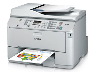 Epson WorkForce Pro WP-4533 image