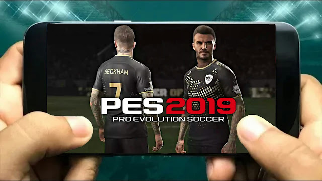 PES 2019 MOD FTS 280 Mb Best Graphics Android Offline