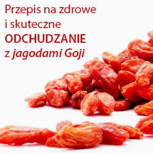 Jagody Goji - tabletki na odchudzanie