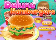 juegos de cocina deluxe hamburguers