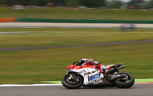 Hasil Kualifikasi MotoGP Belanda, Andrea Dovizioso Rebut Pole Position
