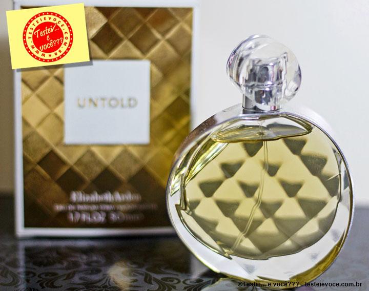 Perfume: Untold - Elizabeth Arden