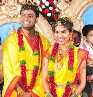 Sravana Bhargavi Family Husband Parents children's Marriage Photos