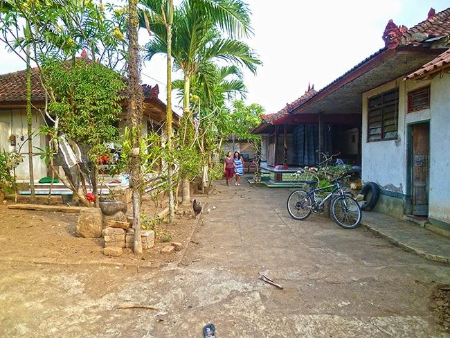 Una casa en Bali