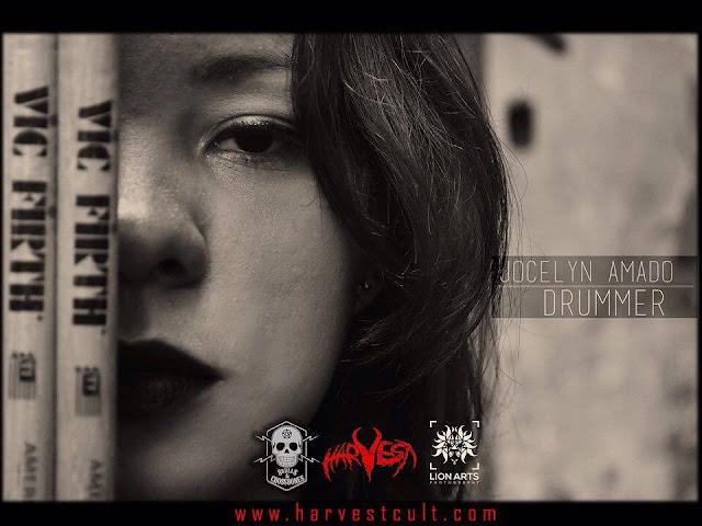 Ladies of Metal: Jocelyn Amado (Harvest Cult), Ladies of Metal, Jocelyn Amado, Harvest Cult