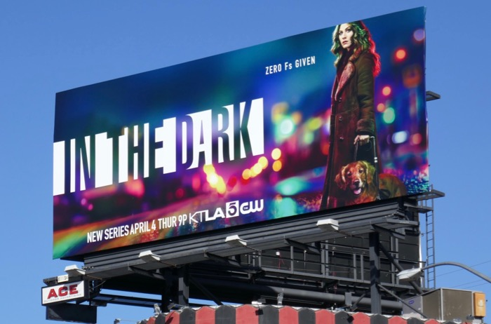 In The Dark season 1 billboard