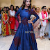 Lakshmi Prasanna Blue Long length Dress
