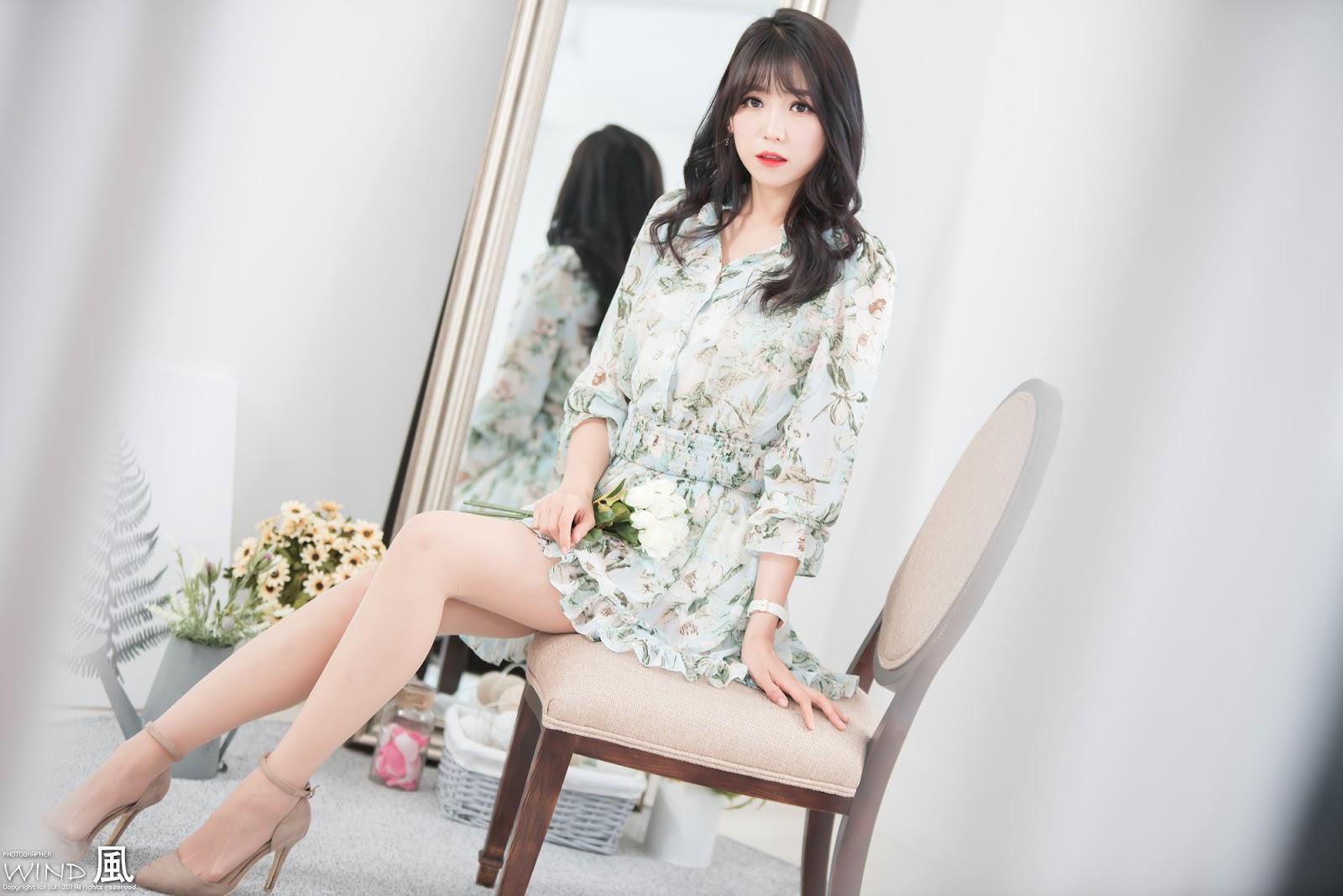 Korean Model Lee Eun Hye - Collection Pictures