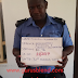 Fake Policeman Arrested in Kaduna State, See What Was Recovered From Him (Photo)