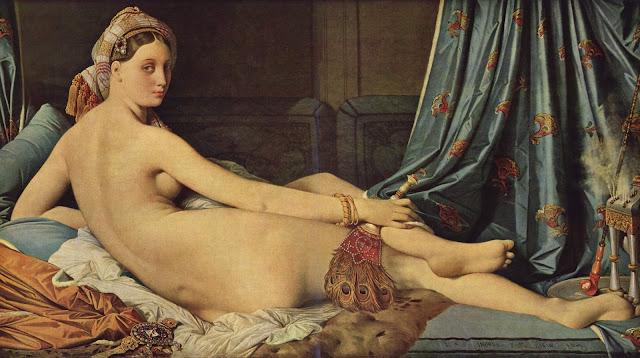 Ingres, La Gran Odalisca