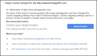 Search Console Me Targeting Country Kaise Set Karte Hai.