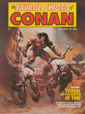 Marvel UK, Savage Sword of Conan #2