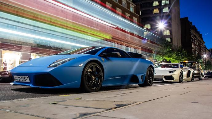 Wallpaper: Lamborghini Murcielago