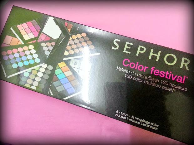 Sephora Blockbuster 2014 Makeup Palette - Prettyvrach