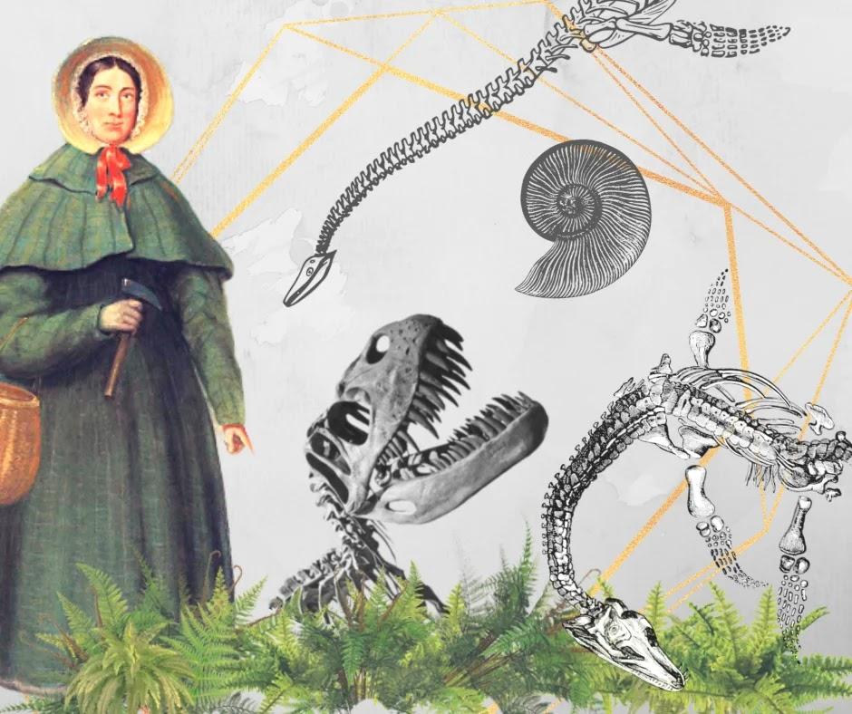 Mary Anning, fósseis e misoginia