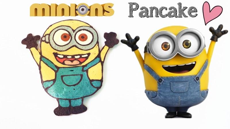Minions Pancake 迷你兵團鬆餅