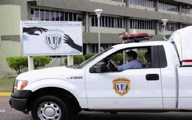 UN jardinero asesinó a su jefe Médico para robarle el vehículo en Bolívar