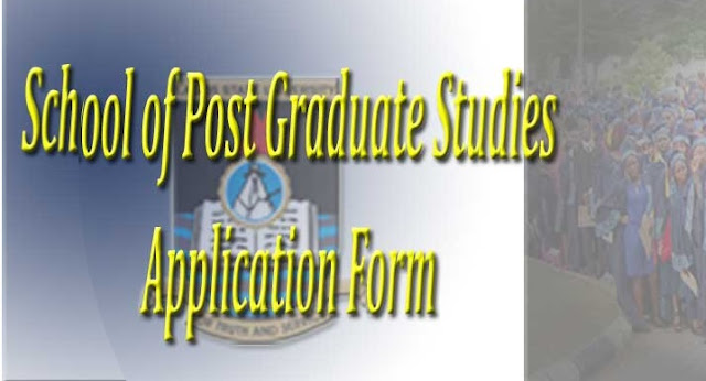 Postgraduate Admission Forms 2019 On Sale