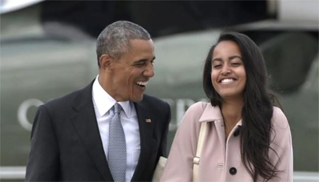 La hija de Obama estuvo seis semanas en Bolivia, donde hizo trabajos de voluntariado