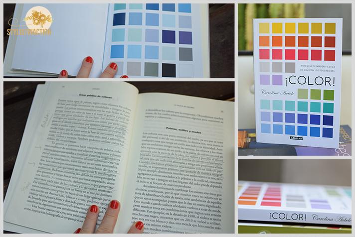 Potencia tu imagen y estilo de vida con los poderes del ¡COLOR! post mis 8 libros sobre color