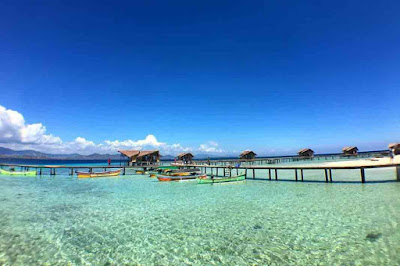 Wisata Pulau Cinta, Di Gorontalo, Tempat Wisata, Gorontalo