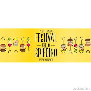 Festival dello spiedino 25 maggio Milano