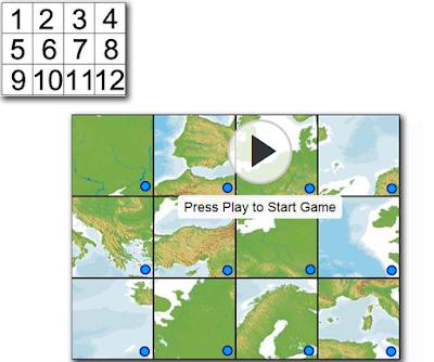 http://www.purposegames.com/game/puzzle-of-europe-quiz