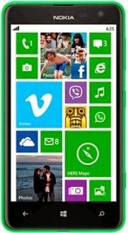 harga Nokia Lumia 625 baru dan bekas